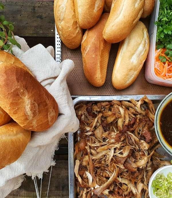 Bí quyết làm chiếc bánh mỳ Sài gòn cực ngon 10