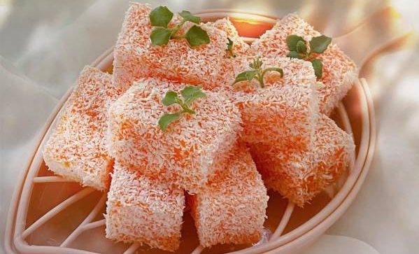 Công thức Cách làm Bánh Cà Rốt cute siêu dễ làm 1