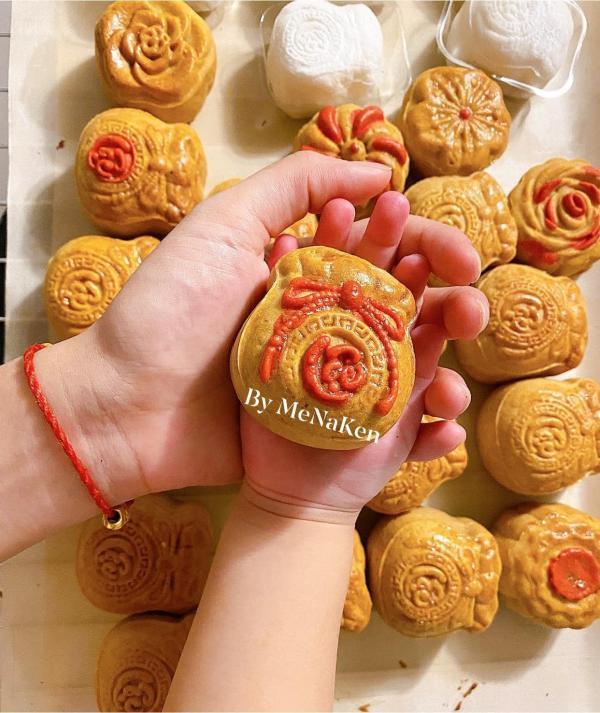 [Công thức] Cách làm Bánh Trung Thu truyền thống siêu ngon và dễ dàng 14