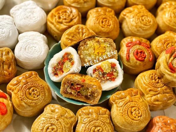 [Công thức] Cách làm Bánh Trung Thu truyền thống siêu ngon và dễ dàng 60