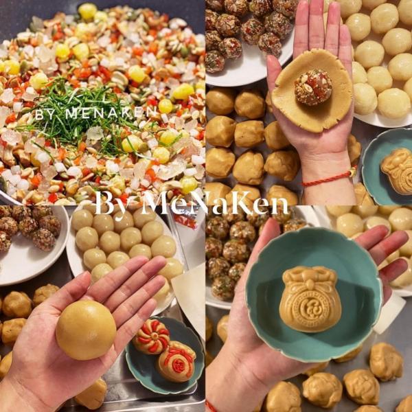 [Công thức] Cách làm Bánh Trung Thu truyền thống siêu ngon và dễ dàng 12