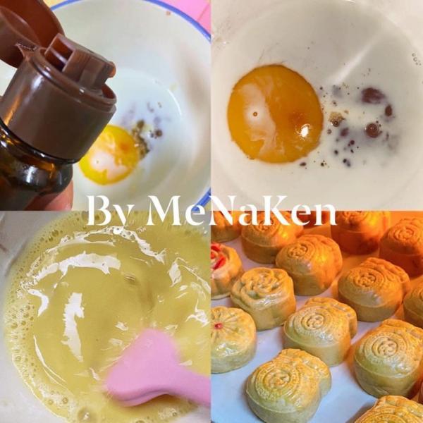 [Công thức] Cách làm Bánh Trung Thu truyền thống siêu ngon và dễ dàng 9