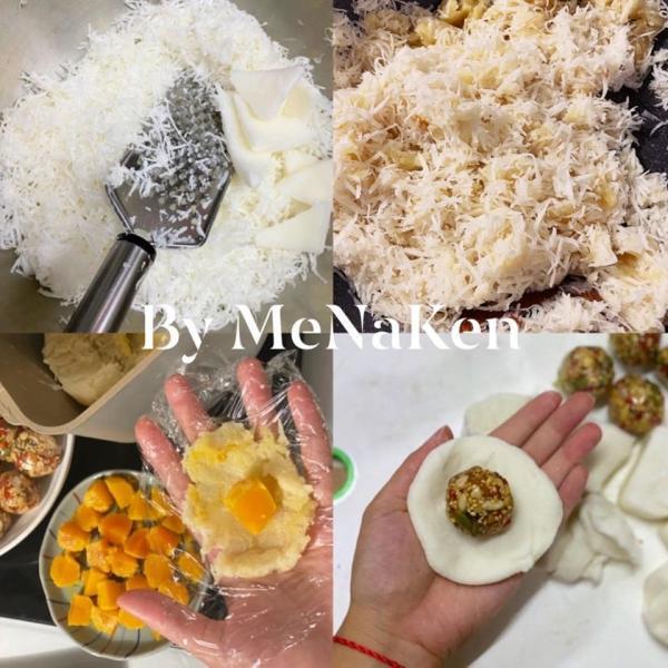 [Công thức] Cách làm Bánh Trung Thu truyền thống siêu ngon và dễ dàng 8