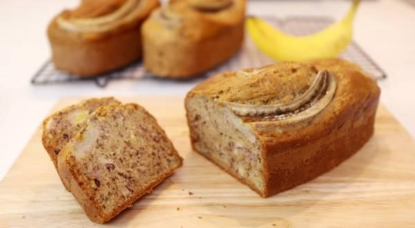 Công thức Cách làm bánh Chuối thần thánh thơm ngon mềm xốp 52