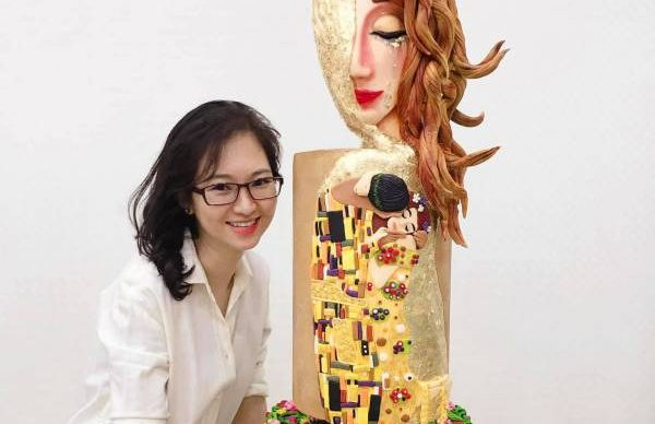 Công thức cách làm bánh ETERNAL LOVE 60