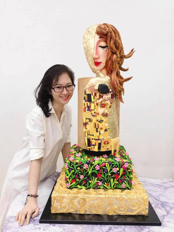 Công thức cách làm bánh ETERNAL LOVE 2