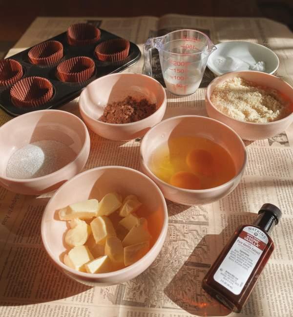 Công thức làm Bánh Low carb keto Cupcakes (bánh ngọt KETO) 5