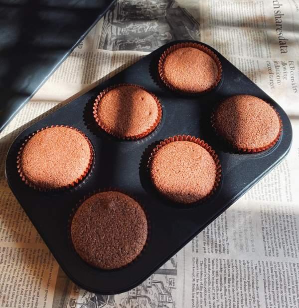 Công thức làm Bánh Low carb keto Cupcakes (bánh ngọt KETO) 3