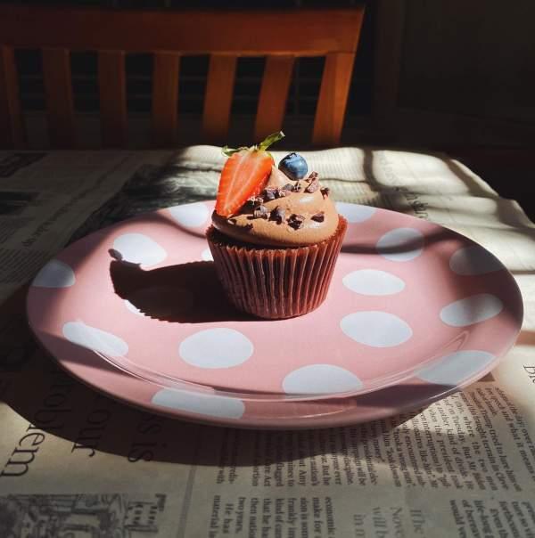 Công thức làm Bánh Low carb keto Cupcakes (bánh ngọt KETO) 2
