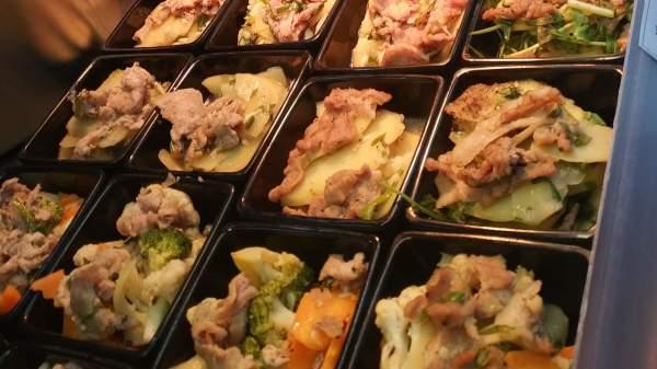 Cơm Xuka bếp kiểu Nhật, Quán cơm phố Phương Mai