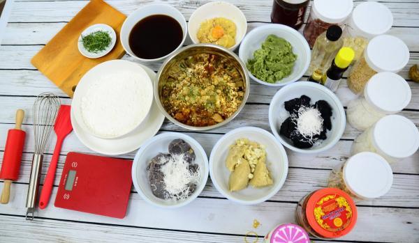 [CHIA SẺ] Nhật ký Cách làm Bánh nướng Trung thu 2021 4
