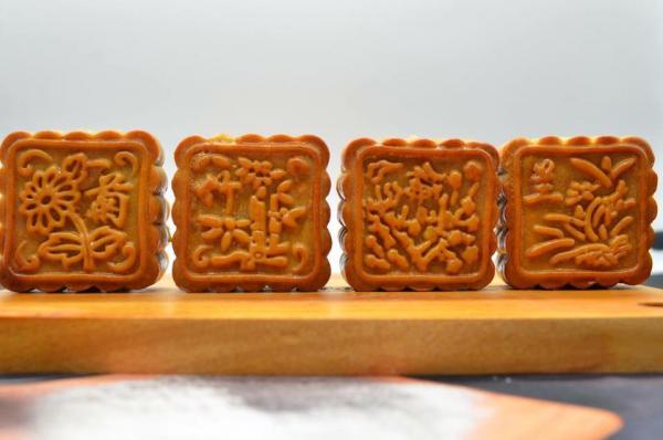 [CHIA SẺ] Nhật ký Cách làm Bánh nướng Trung thu 2021 15