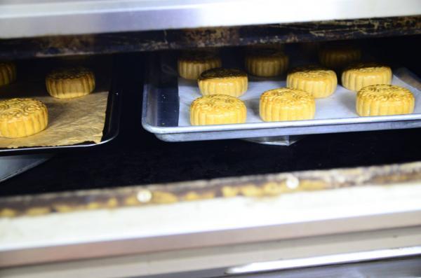 [CHIA SẺ] Nhật ký Cách làm Bánh nướng Trung thu 2021 14