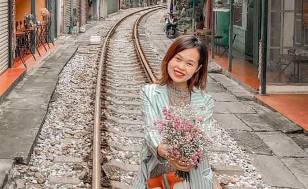 [Review] - Cafe đường tàu Phùng Hưng 62