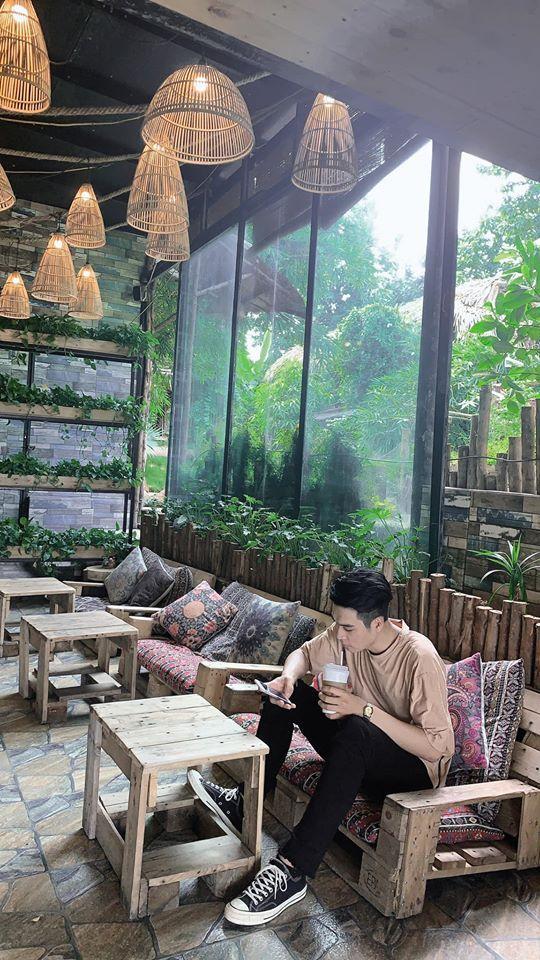 [Review] - Cafe Cây Vườn Lá Cành, 181 phố Vệ Hồ - Xuân La 2