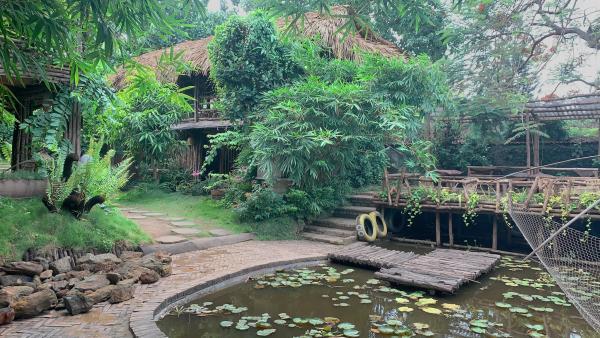 [Review] - Cafe Cây Vườn Lá Cành, 181 phố Vệ Hồ - Xuân La 3