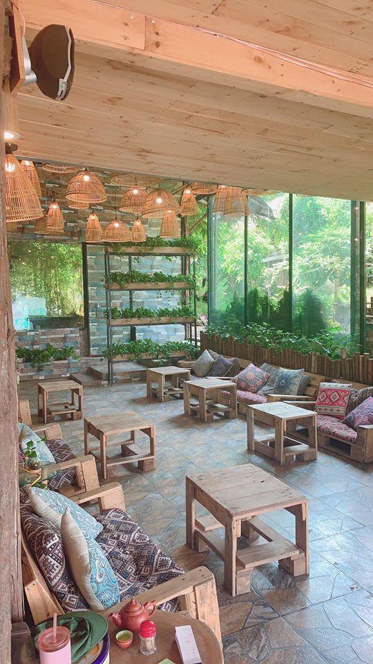 [Review] - Cafe Cây Vườn Lá Cành, 181 phố Vệ Hồ - Xuân La 5