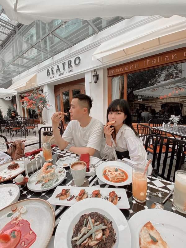 [Review] - Beatro - Cafe, Eatery & Bar, Châu Âu giữa lòng Hà Nội 2