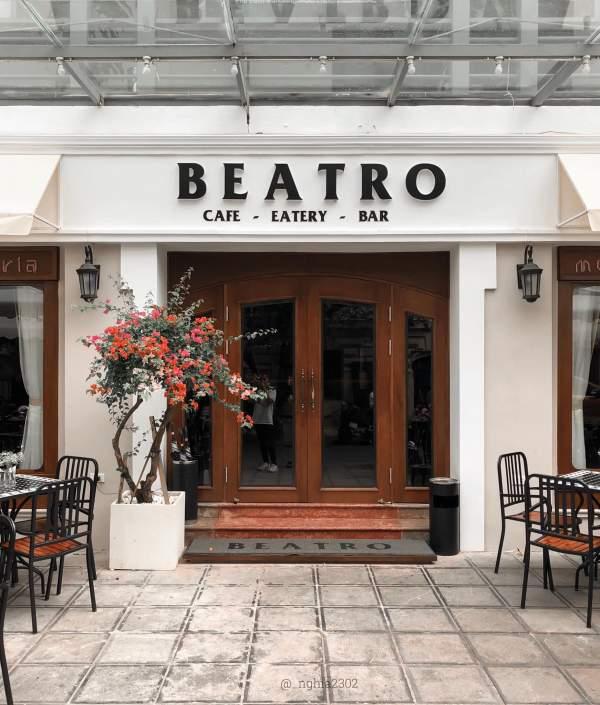 [Review] - Beatro - Cafe, Eatery & Bar, Châu Âu giữa lòng Hà Nội 5