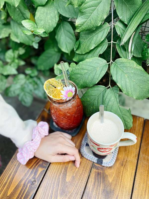 [Review] - Cafe Hidden Alley Hanoi - 9B Ngõ Bảo Khánh 6