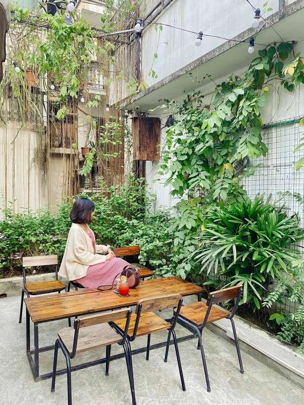 [Review] - Cafe Hidden Alley Hanoi - 9B Ngõ Bảo Khánh 4