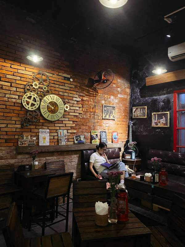 [Review] - Cafe Hidden Alley Hanoi - 9B Ngõ Bảo Khánh 3
