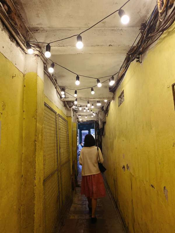 [Review] - Cafe Hidden Alley Hanoi - 9B Ngõ Bảo Khánh 2