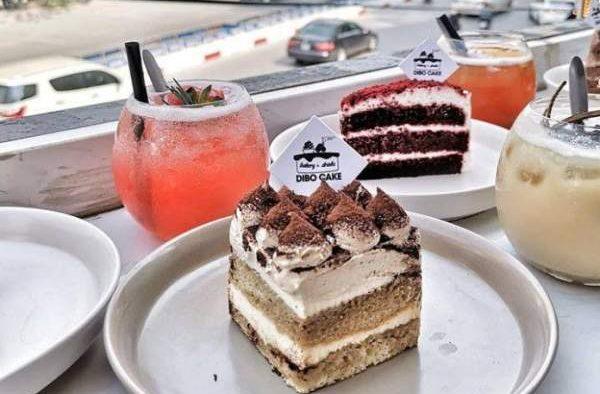[Review] - Cafe Trà Bánh Dibo Cake - 109 Đường Láng 54