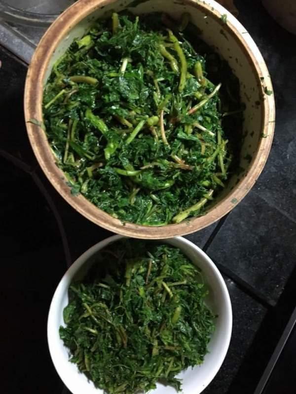 Canh Rau Sắn Nấu Cá - Món ngon của người Phú Thọ 3