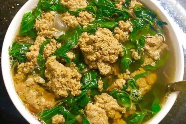 Cách nấu Canh rau đay cua đồng cực ngon tại nhà 13