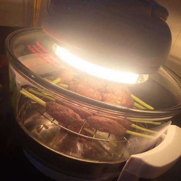 Cách làm Chạo bò nướng sả,  Bò cuộn sả nướng, Nem Bò nướng sả 5