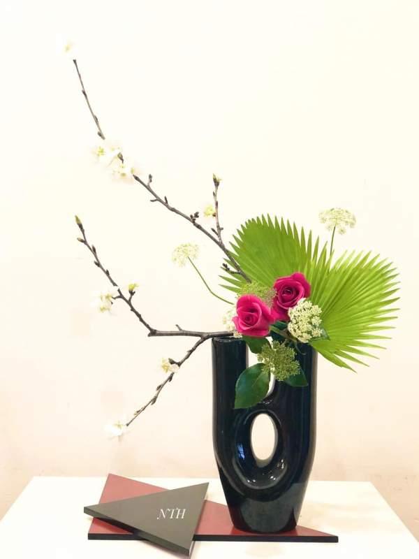 [Chia Sẻ] Phong cách cắm hoa Ikebana 5