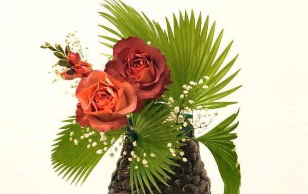 [Chia Sẻ] Phong cách cắm hoa Ikebana 54