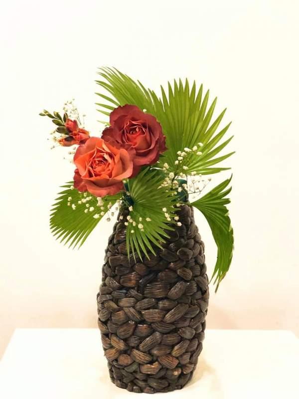 [Chia Sẻ] Phong cách cắm hoa Ikebana 4