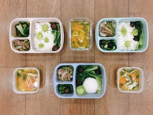 [Khéo tay] Chuẩn bị đồ ăn, bữa cơm cho sinh viên, người đi làm 11