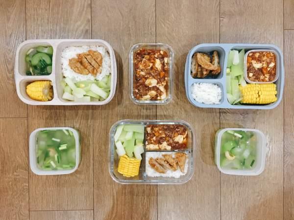 [Khéo tay] Chuẩn bị đồ ăn, bữa cơm cho sinh viên, người đi làm 12