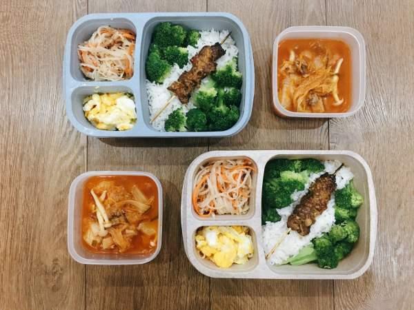 [Khéo tay] Chuẩn bị đồ ăn, bữa cơm cho sinh viên, người đi làm 14