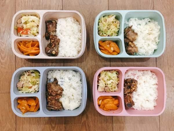 [Khéo tay] Chuẩn bị đồ ăn, bữa cơm cho sinh viên, người đi làm 1