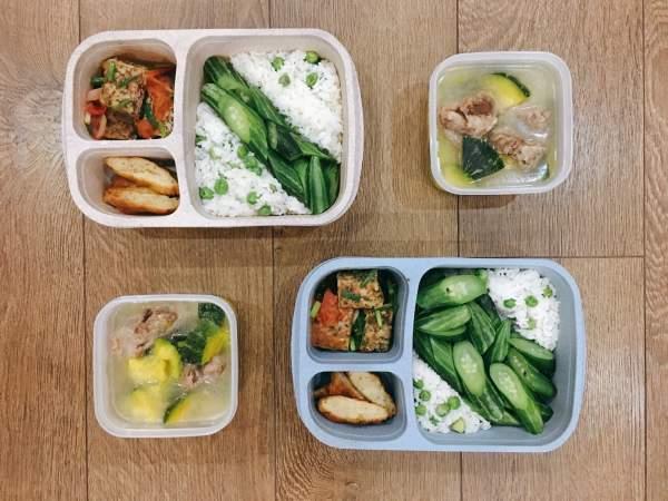 [Khéo tay] Chuẩn bị đồ ăn, bữa cơm cho sinh viên, người đi làm 16