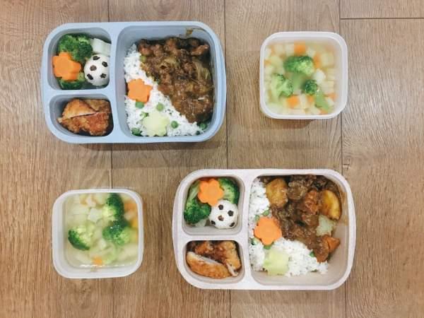 [Khéo tay] Chuẩn bị đồ ăn, bữa cơm cho sinh viên, người đi làm 17