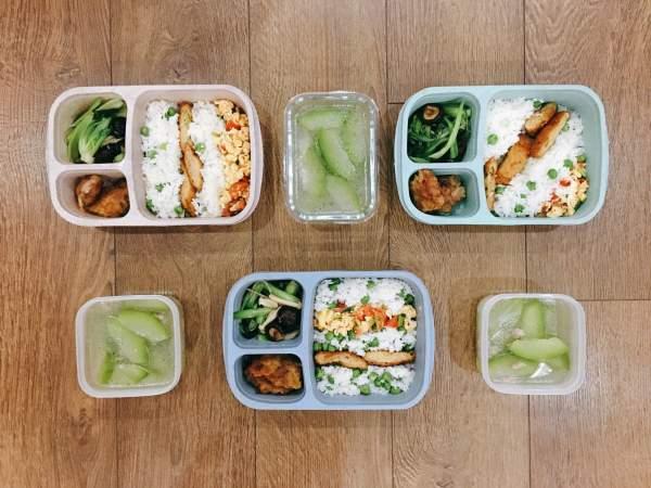[Khéo tay] Chuẩn bị đồ ăn, bữa cơm cho sinh viên, người đi làm 18