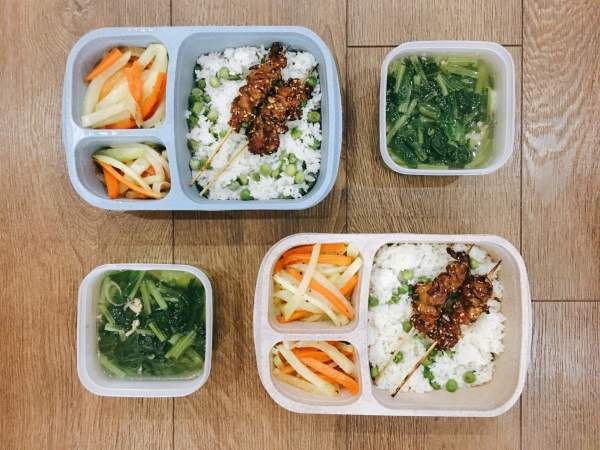 [Khéo tay] Chuẩn bị đồ ăn, bữa cơm cho sinh viên, người đi làm 19