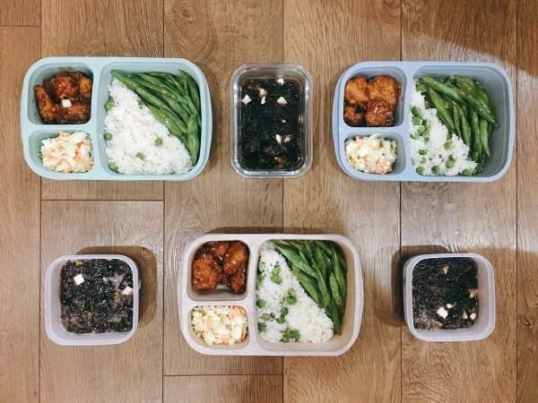 [Khéo tay] Chuẩn bị đồ ăn, bữa cơm cho sinh viên, người đi làm 20
