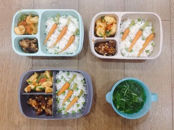 [Khéo tay] Chuẩn bị đồ ăn, bữa cơm cho sinh viên, người đi làm 21
