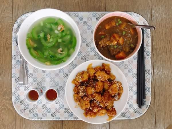 [Khéo tay] Chuẩn bị đồ ăn, bữa cơm cho sinh viên, người đi làm 22