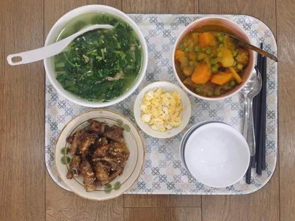 [Khéo tay] Chuẩn bị đồ ăn, bữa cơm cho sinh viên, người đi làm 25