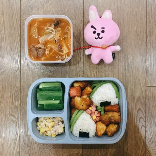 [Khéo tay] Chuẩn bị đồ ăn, bữa cơm cho sinh viên, người đi làm 5
