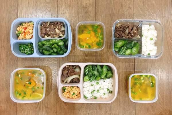 [Khéo tay] Chuẩn bị đồ ăn, bữa cơm cho sinh viên, người đi làm 7