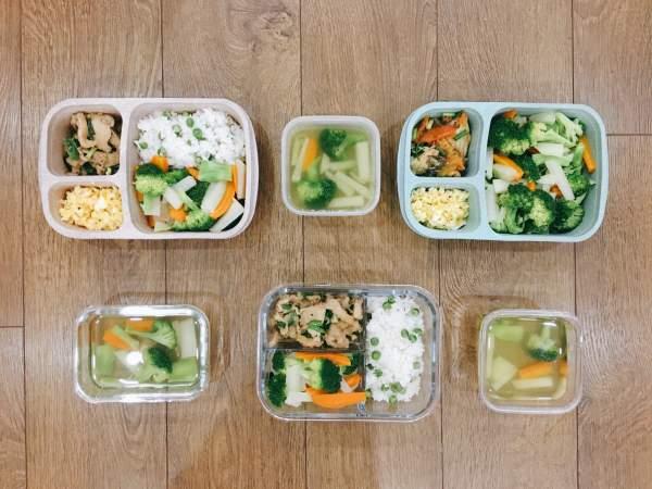 [Khéo tay] Chuẩn bị đồ ăn, bữa cơm cho sinh viên, người đi làm 8