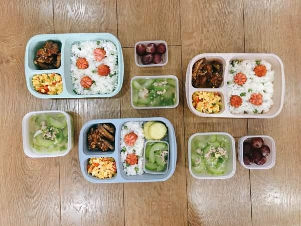 [Khéo tay] Chuẩn bị đồ ăn, bữa cơm cho sinh viên, người đi làm 9